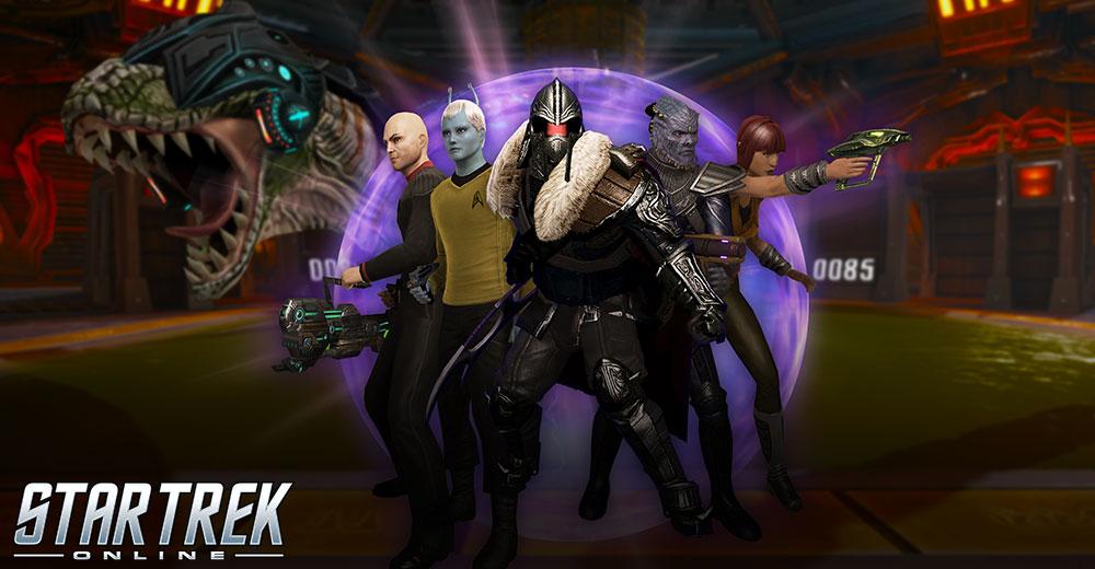 Sto Winter Event 2020 Ship.Star Trek Online Approaching A Temporal Awakening