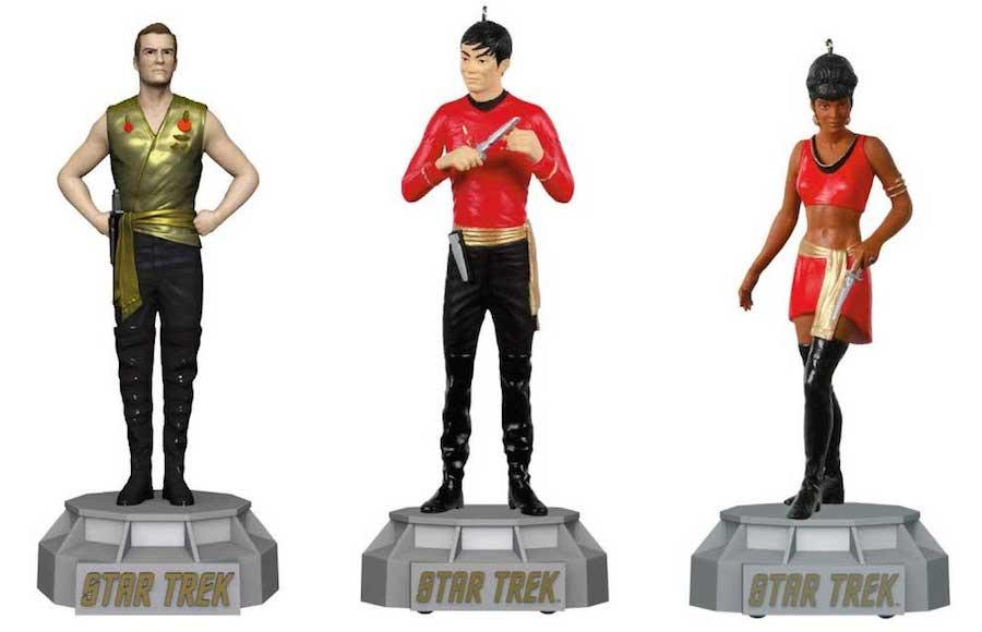 A Star For Christmas 2020 Hallmark announces 2020 Star Trek Christmas ornaments