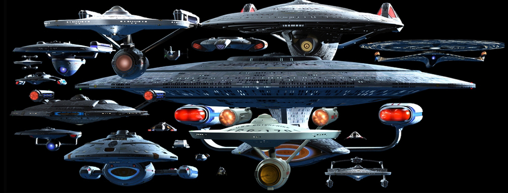 Star Trek's Top 10 Federation Ships