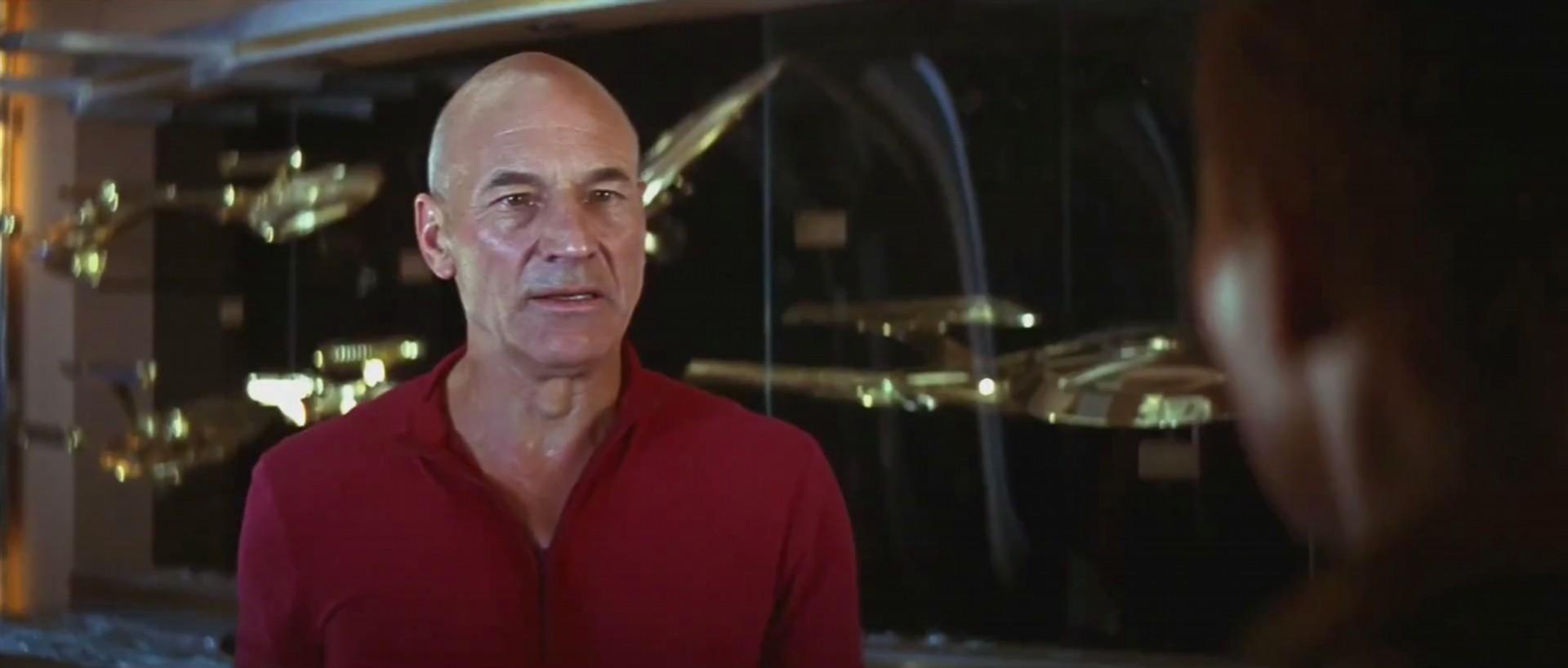 Captain Jean Luc Picard