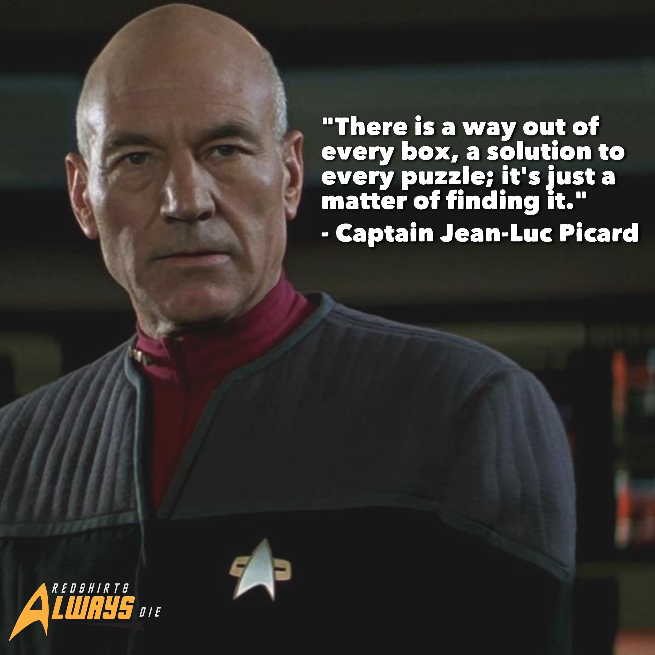 30 Reasons Why Captain Picard is Better than Captain Kirk