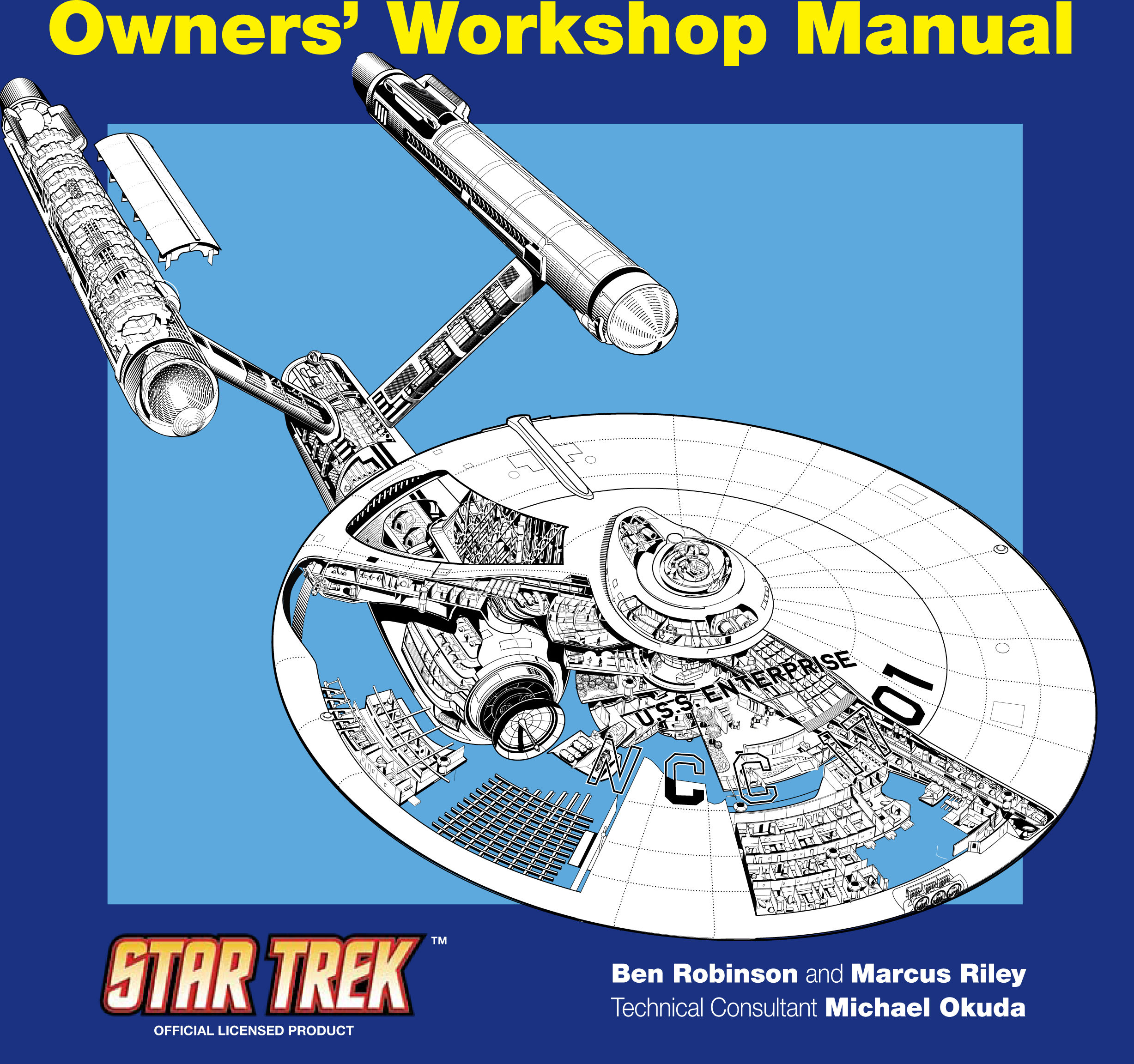 Conspiracy Theory: Star Trek based on secret space program?