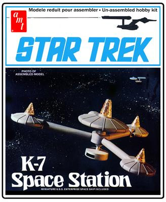 Building Star Trek ship models: No swimsuits required