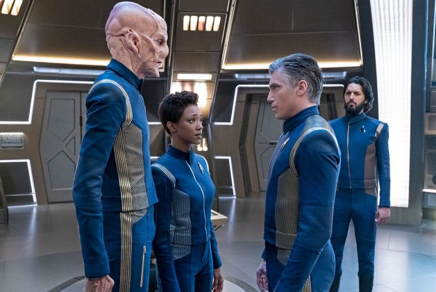 Star Trek Discovery the Sounds of Thunder Recap and Discussion