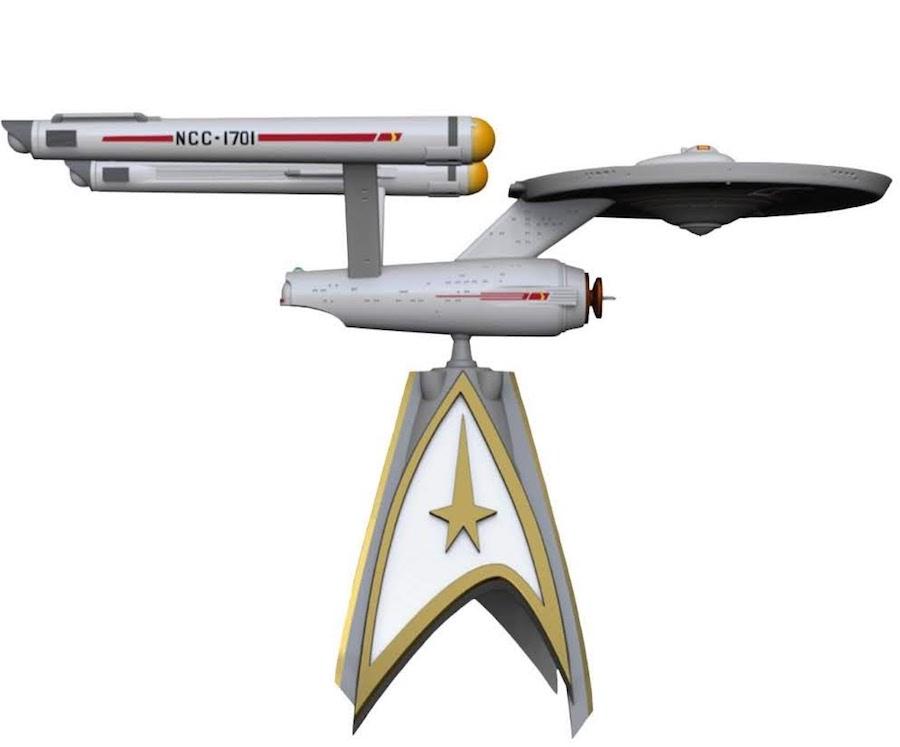 Hallmark Announces 2020 Star Trek Christmas Ornaments